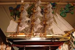 St.-Maarten-1060-Philipsburg-Souvenirs-Modelboot