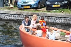 Haarlem-1148-Gezellig-in-een-bootje-op-Het-Spaarne