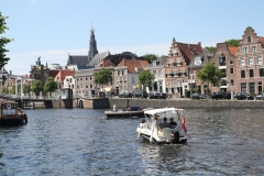 Haarlem-1193-Gezellig-in-een-bootje-op-het-Spaarne