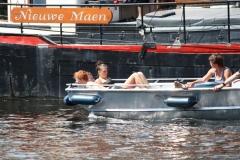Haarlem-1197-Gezellig-in-een-bootje-op-het-Spaarne