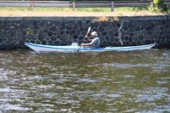 Haarlem-1238-Alleen-in-een-roeibootje-op-het-Spaarne