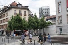 Grenoble-150-Fietsers-bij-Baptistère