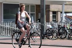 Haarlem-032-Op-de-fiets-bij-NS-station