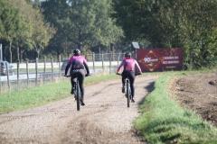 Op-de-mountainbike